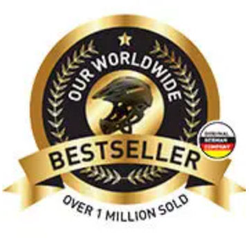 cratoni c-maniac pro - mtb helm full face - mountainbike helm - world wide bestseller
