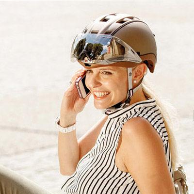 fietshelm dames kopen - dames fietshelm van topmerk