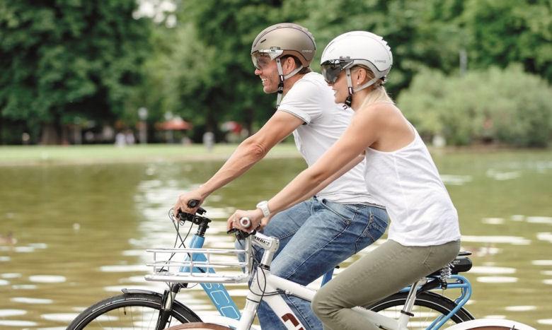 casco roadster en roadster plus e bike helm dames en heren kopen
