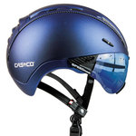 Casco Roadster plus navy metallic blauw kopen - casco e bike helm