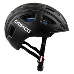 2casco e motion 2 zwart mat - e bike helm zij