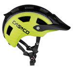 Casco mtb helm kopen - Casco MTBE neon-zwart - ideale mountainbike helm