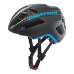 racefiets helm Cratoni C-Pro zwart blauw - professionele wielrenhelm kopen online