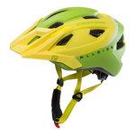 mtb helm Cratoni allride groen geel- goede mountainbike helm kopen