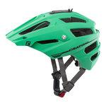 mtb helm Cratoni alltrack groen - mountain bike helm met go pro port