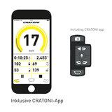 Fietshelm Cratoni Smartride met vizier - Fietshelm Speed Pedelec kopen online stuur bediening