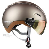 casco roadster olive e bike helm met vizier 04.5027.U