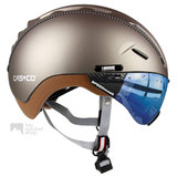 casco roadster olive e bike helm met vizier 04.5028.U