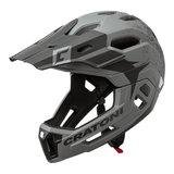 cratoni c-maniac 2.0 MX - stone-black matt - mtb helm full face 110301