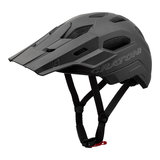 cratoni c maniac 2.0 trail black matt helm - nieuwe mountainbike helm