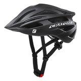 Cratoni agravic mtb helm - black matt - prima mountainbike helm