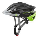 Cratoni agravic mtb helm - black-lime matt - prima mountainbike helm