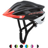 Cratoni agravic mtb helm - black-red matt - prima mountainbike helm