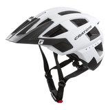 mtb helm Cratoni allset white-black - beste fietshelm in mtb helm test