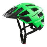 Cratoni allset mtb helm neon green - beste fietshelm in mtb helm test