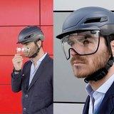 MET grancorso speed pedelec helm vizier transparant