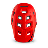MET Terranova mtb helm rood boven