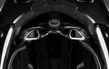 MET parachute mtb helm met kinbeugel anthracite black zwart detail 1