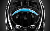 MET parachute mtb helm met kinbeugel anthracite black zwart detail 2