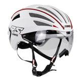 casco speedairo 2 rs wit race fiets helm - beste racefietshelm - zij