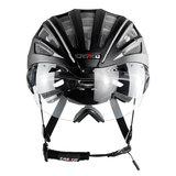 casco speedairo 2 rs zwart race fiets helm - beste racefietshelm - achter (2)