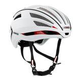casco speedairo 2 wit race fiets helm - beste racefietshelm schaatshelm - zij