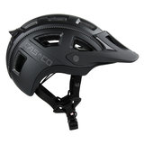 casco mtbe2 zwart - mtb helm - mountain bike helm zij