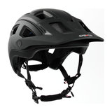 casco mtbe2 zwart - mtb helm - mountain bike helm zij 2