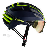casco speedairo 2 fietshelm met vizier carbonic multilayer 04.5027.U