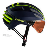 casco speedairo 2 fietshelm met vizier carbonic multilayer 04.5025.U