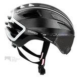 casco speedairo 2 zwart race fiets helm met vizier carbonic 04.50.26.U