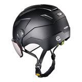 CP Chimayo+ zwart - speed pedelec helm - e bike helm zij