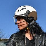 CP Chimayo+ wit-brui e-bike pedelec helm photochromic - actie 2