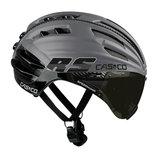 Casco helm Speedairo RS grijs - beste fietshelm met vizier kopen fietshelm racefiets