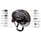 Casco helm Speedairo - beste fietshelm eigenschappen
