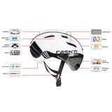 Casco helm Speedster - beste fietshelm racefiets in fietshelm test - helm eigenschappen
