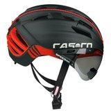Casco helm Speedster zwart kopen - beste fietshelm met vizier kopen fietshelm racefiets