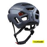 racefiets helm Cratoni C-Pro Oranje - professionele wielrenhelm kopen online - voorbeeld achter wit