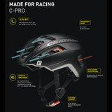 racefiets helm Cratoni C-Pro wit - professionele wielrenhelm kopen online - eigenschappen