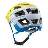 mtb helm Cratoni allset geel wit - beste fietshelm in mtb helm test 2
