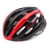 Fietshelm Giro Foray MIPS - Racefiets helm - zwart-rood kopen 2 online
