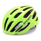Fietshelm Giro Foray MIPS - Racefiets helm - geel kopen online 2