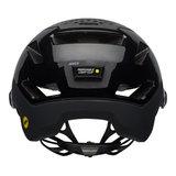bell annex shield mips zwart kopen - e bike helm bell - bell fietshelm met vizier - achter
