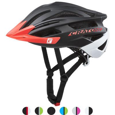 cratoni agravic mtb helm - ultra licht 230 gram - keuze uit 6 varianten!