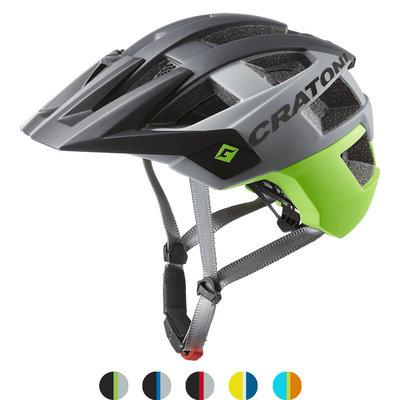cratoni allset mtb helm - testwinnaar in mtb helm test - keuze uit 9 varianten!
