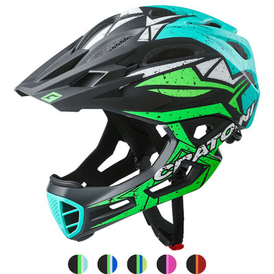 cratoni c-maniac pro - mtb helm full face world bestseller ! - keuze uit 10 varianten!