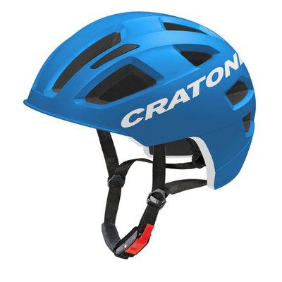Fietshelm E bike helm - Cratoni C-Pure Blauw Mat - fiets helm met reflector