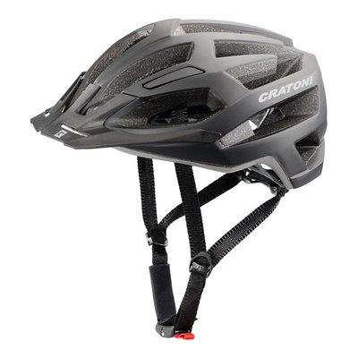 Mtb helm Dames - Cratoni C-Flash Zwart - zeer goede fietshelm in mtb helm test