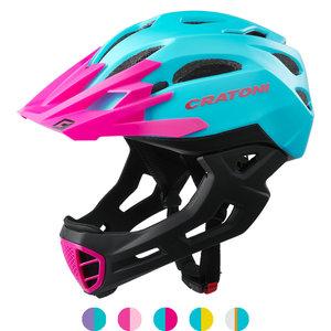 cratoni c-maniac - full face helm mtb - world bestseller - keuze uit veel varianten!