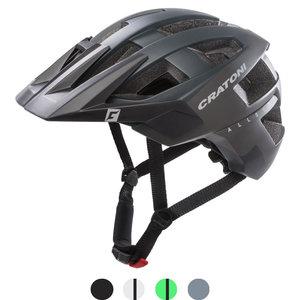 Cratoni allset mtb helm zwart - beste fietshelm in mtb helm test